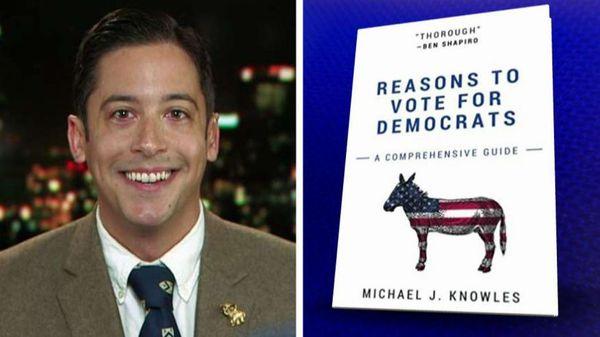 Пустая книга о причинах поддерживать демократов вызвала ажиотаж на Amazon Amazon, Ноулз, Демократы, США, Политика
