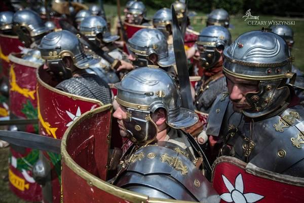 Roma invicta Рим, Реконструкция, Легион, Легионеры, Legion, Длиннопост