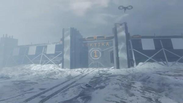 Arktika.1 VR-шутер от разрабов METRO 2033 Игры, новости, Шутер, Oculus Rift, Oculus Touch, youtube, видео, длиннопост