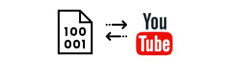 Впихивает любые данные в видео (или творчество программиста) Программирование, Csharp, Хобби, Файл, Youtube, Кодирование, Я сделяль, Гифка, Видео, Длиннопост