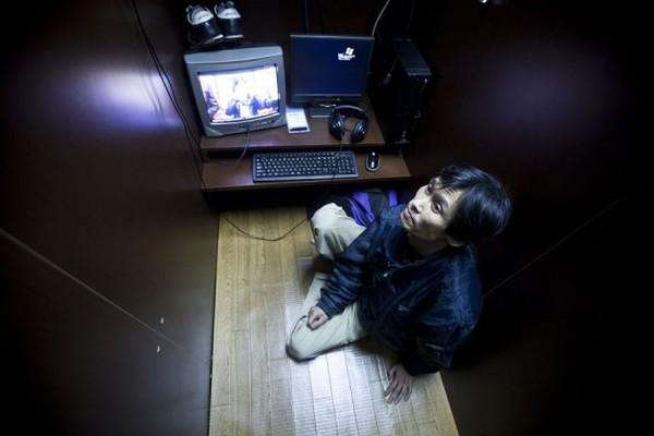 Кибер-Бомж. Текст, Фотография, Кибер, Бомж, Жизнь, Япония, Киберпанк, Длиннопост