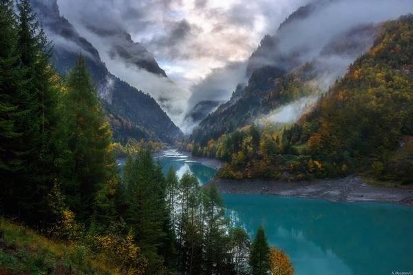 Швейцария Фотография, Озеро, Горы, Швейцария