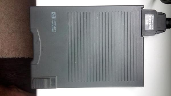 Ноутбук из прошлого. Hewlett Packard, Ноутбук, Древность, Длиннопост