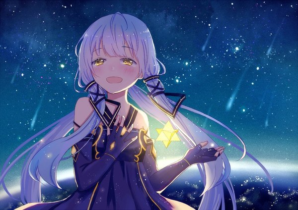 Vocaloids Аниме, Vocaloid, Hatsune Miku, Anime art, Stardust, Длиннопост