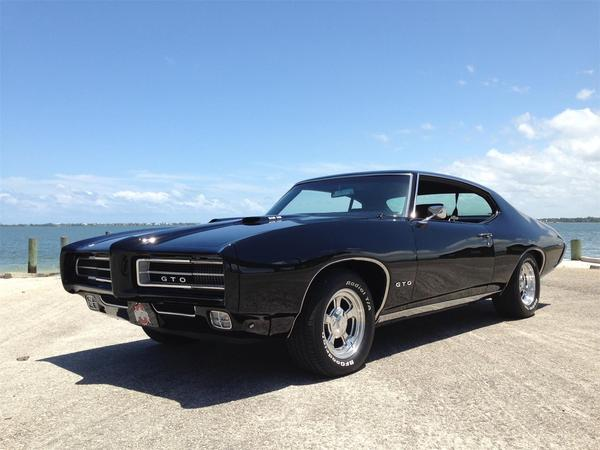 1969 Pontiac GTO Авто, Pontiac GTO, Muscle car, Длиннопост