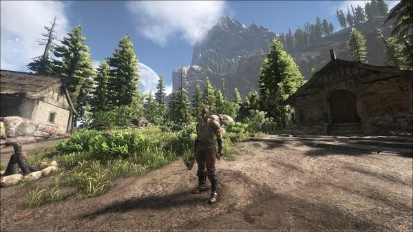 Первые впечатления от игры Dark and Light Игры, MMORPG, Prg, Дракон, Sandbox, Песочница, Длиннопост