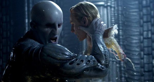 Ридли Скотт показал три сцены из фильма «Чужой: Завет» Я знаю чего ты боишься, Ужасы, Чужой: Завет, Видео, Длиннопост, Фильмы