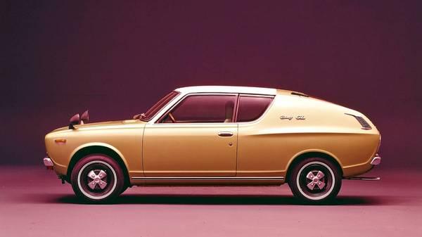 1971 год. Nissan Cherry GL Coupe. Маленькое купе из Японии. Авто, Nissan, Фотография, Интересное, Купе, Jdm