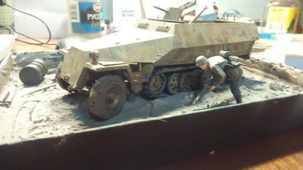 Немецкие солдаты Стена, Немцы