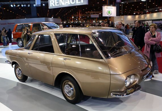 1959 год. Renault 900 Prototype с двигателем V8 авто, фотография, Интересное, прототип, ретро, длиннопост