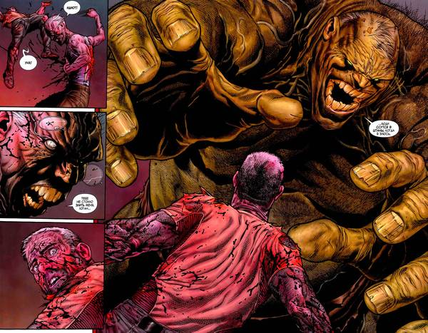 Логан против Халка Marvel, логан, Халк