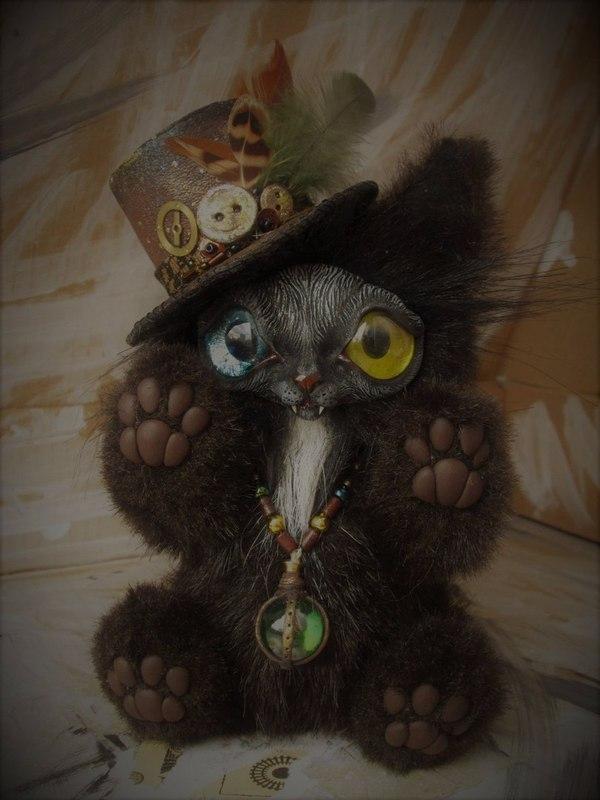 Кот иллюзиониста