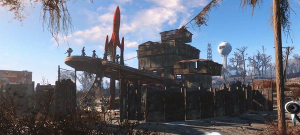Этот мод Fallout 4 позволяет экспортировать и делиться поселениями Modding, RPG, Приключения, Action, Bethesda, Fallout 4, Из сети