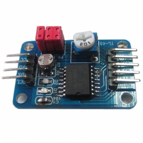 ADS1115 16-bit A/D converter I2C Device Library