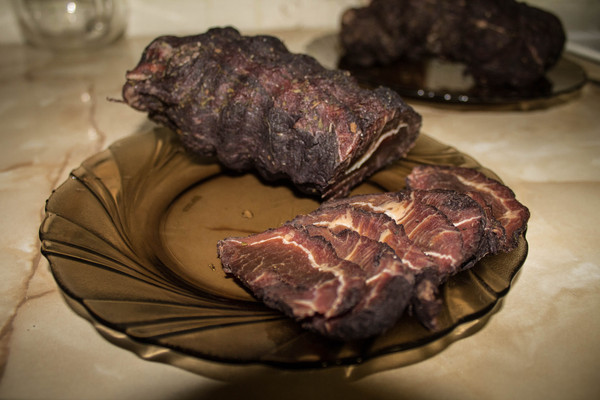 Брезаола strikes again! Брезаола, Мясо, Говядина, Сыровяленое мясо, Готовим дома, Рецепт, Длиннопост