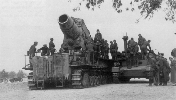 Самое интересное Артиллерийское вооружение.3 Артиллерия, Мортира Карл, история, Артиллерийское вооружение, гигант, орудие, вооружение, длиннопост