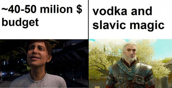 40 миллионный бюджет против водки и славянской магии