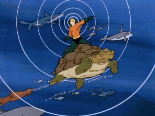 Корейцы научились управлять черепахой силой мысли Наука, Телепатия, Черепаха, Гифка