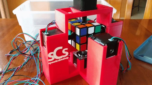 Урок по сбору кубика Рубика в рекордные сроки, запоминайте