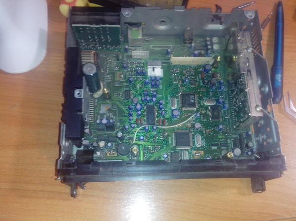 Добавляем AUX в старый топовый кассетный ALPINE TDA-7565/66/67/68. Модернизация, Вторая жизнь, Aux, Автомагнитола, Кассетный магнитофон, Видео, Длиннопост