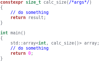 C++ constexpr C++, Constexpr, Факториал, Длиннопост