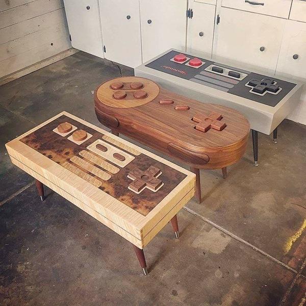 Классные игровые столы.