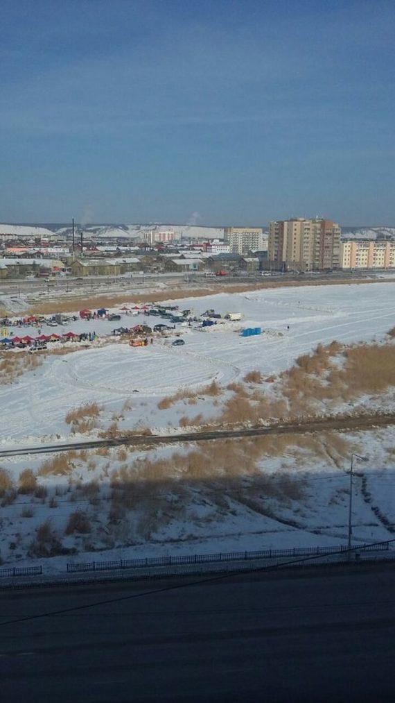 Веселые и находчивые Якутия, якутск, праздники, Туалет, рыбалка, длиннопост