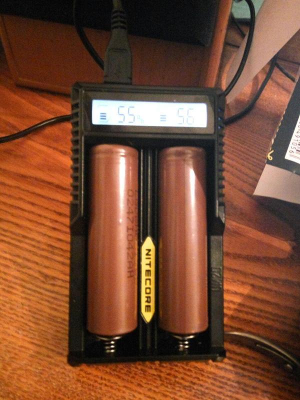 Про важность выбора зарядки для 18650 18650, vape, Электронные сигареты, зарядное устройство, длиннопост