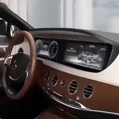 Мобильный мастурбаториум. Porncar, Mercedes P-Class, Pornhub, Автопорн, Гифка