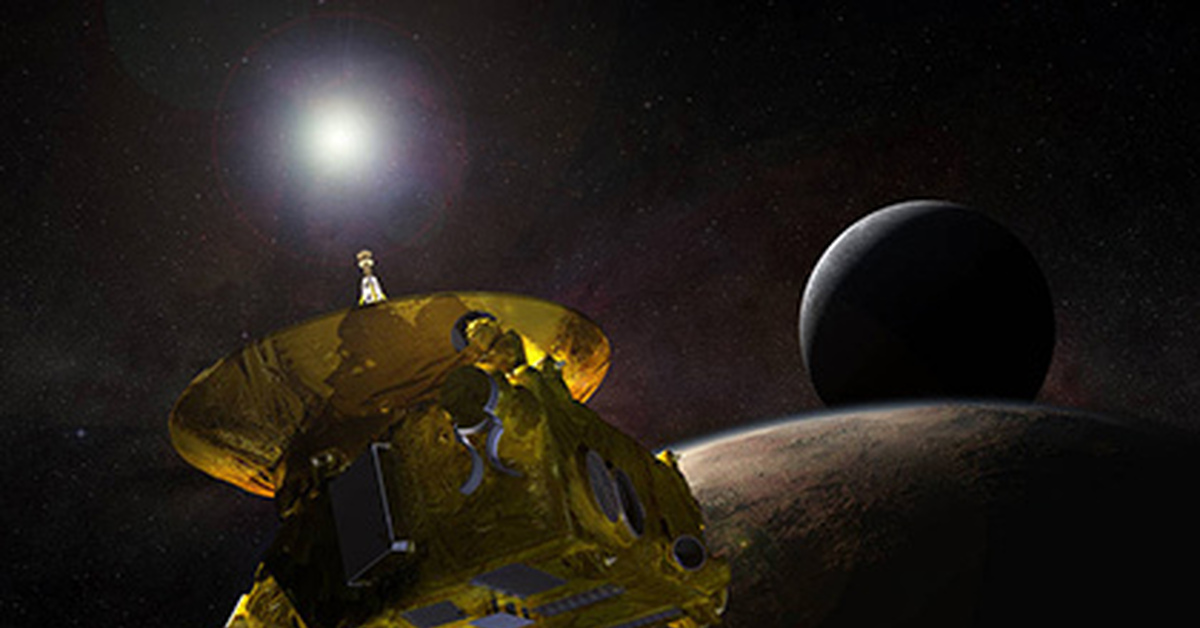 newest space probe - HD2732×1366