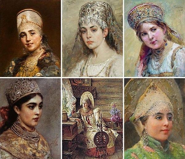История фото русской красавицы с платком секс фото фото 258-16