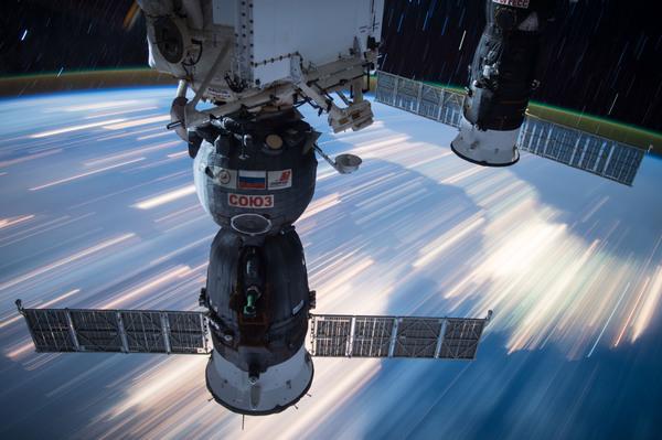 Внеземной Союз МКС, космос, земля, Союз