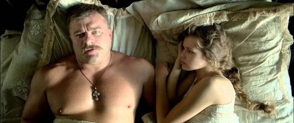 Секс постельные сцены в кино