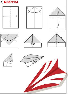 Как сделать самый лучший самолетик из бумаги фото 475