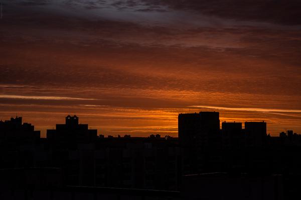 Утреннее Фотография, Рассвет, Минск