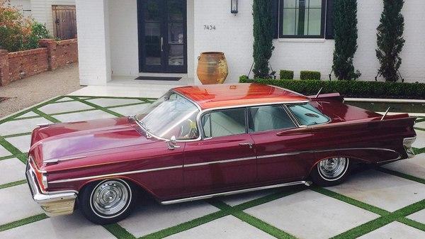 1959 PONTIAC CATALINA Авто, Ретро, Ретроавтомобиль, Длиннопост