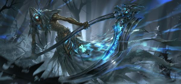Красивые арты Dark and Light Игры, арт, свежее, песочница, Dark and Light, MMORPG, длиннопост