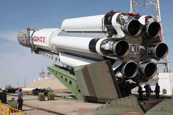 Почти во всех двигателях второй и третьей ступеней «Протона» нашли брак. Космос, Протон, Ракета