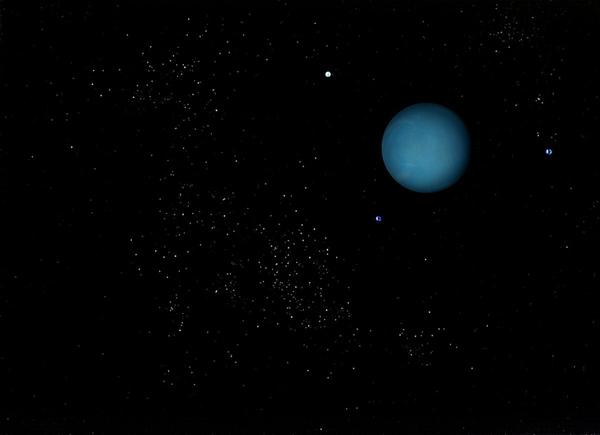 Это фейк. Хочу признаться. Космос, туманность, Нептун, Марс, фейк, длиннопост