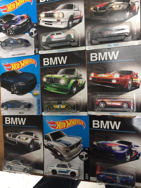 Моя скромная коллекция BMW от Hotwheels hotwheels, Коллекция, Меняемся?, bmw, машина, длиннопост