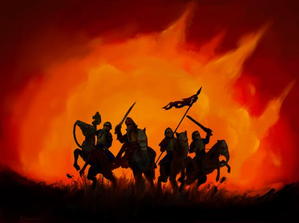 Неуловимые мстители >:0 Warhammer 40k, Kreig, Death Korps of Krieg, Неуловимые мстители, Младшая Академия Художников