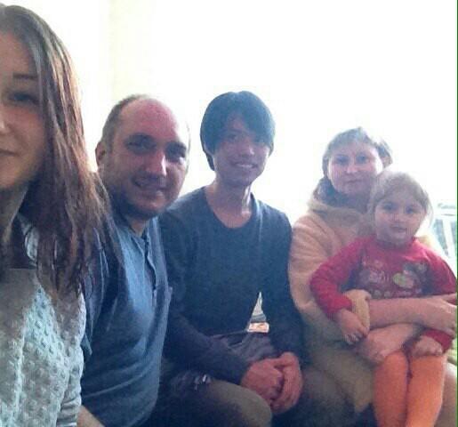 Из Японии в Мурманск японцы, туристы, заблудился