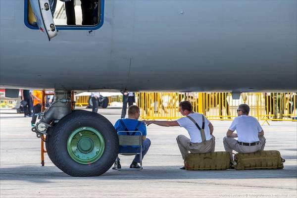 Что внутри у Ил-76? Авиация, Ил-76, Ил-76мд, Фотография, Самолет, Длиннопост