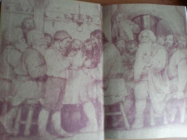 Дж. Р. Р. Толкин. Хоббит. Иллюстрации Дениса Гордеева Картинки, Толкин, Гордеев, Северо-Запад, Длиннопост
