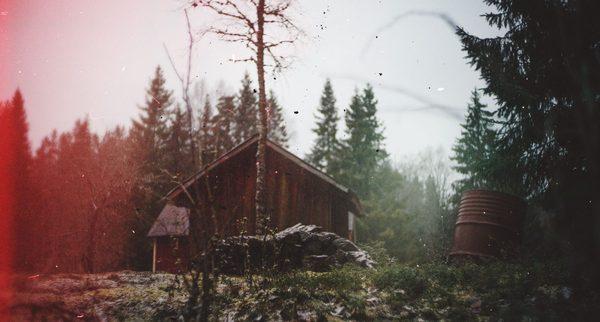 Брошенные автомобили Volvo Volvo, Пленка, Заброшенное, Вольво, Швеция, Смоланд, Фотография, Длиннопост
