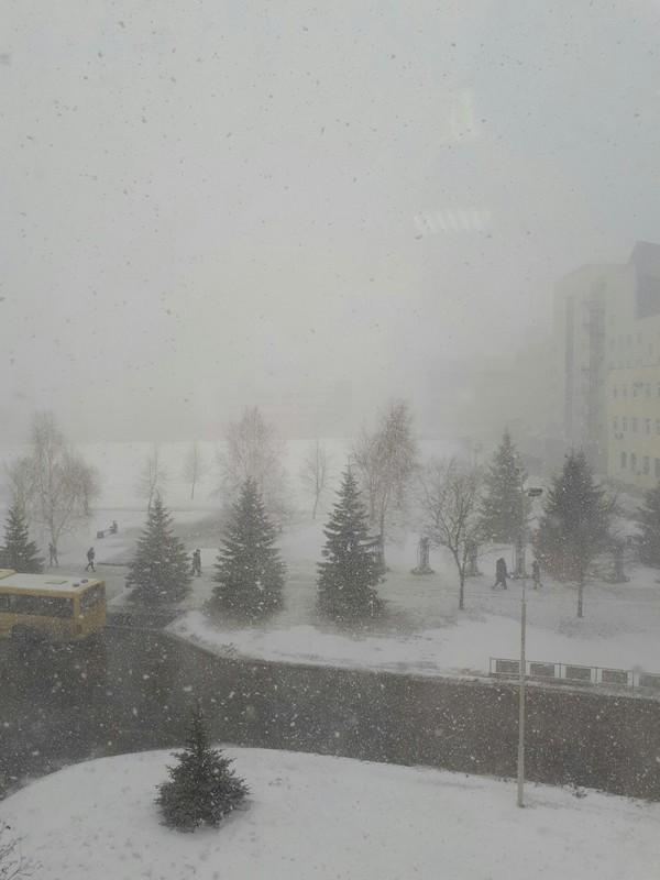 Апрель, прекрати! Снег, Первый пост, Апрель, Длиннопост