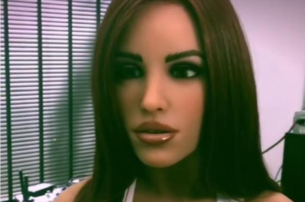Говорящая девушка-робот для взрослых Девушки, Робот, Для взрослых, Длиннопост