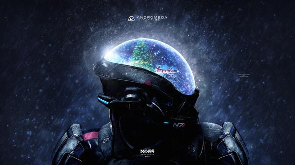 Не торопитесь брать корабль на абордаж Mass Effect:Andromeda, Игры