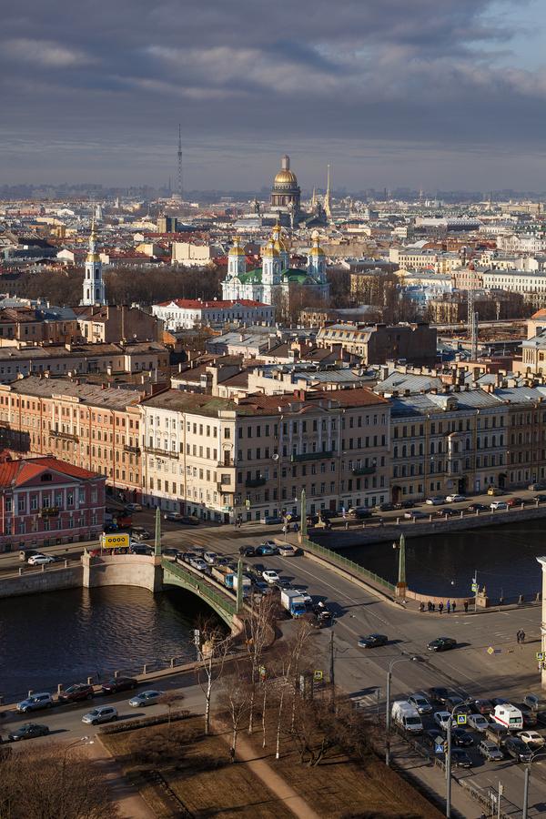 Весенний питерский вторник Санкт-Петербург, Фотография, Центр города, Собор, Пейзаж
