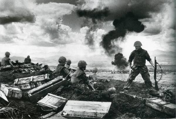Армия США в Юго-Восточной Азии США, Армия США, Азия, Джунгли, Война, Длиннопост